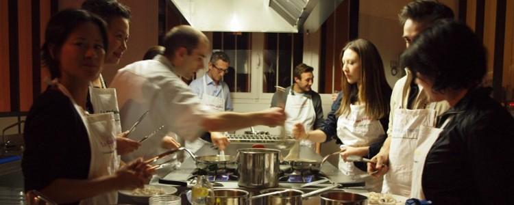 Atelier cuisine détente